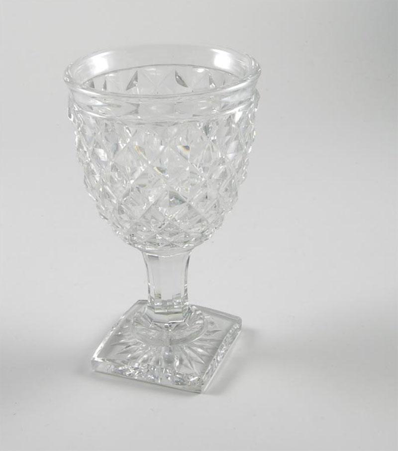 kristall pokalglas baccarat france 1900 ebay. Black Bedroom Furniture Sets. Home Design Ideas